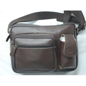 Τσάντα Ωμου Δερμα cc268-9